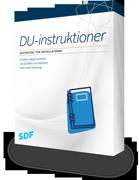 Produktfodral SDF DU-Instruktioner