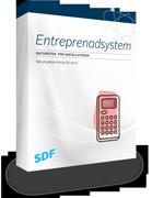 Produktfodral SDF Entreprenadsystem