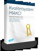 Produktfodral SDF MAKCI