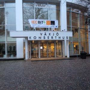 IECBiT 2014 i Växjö Konserthus